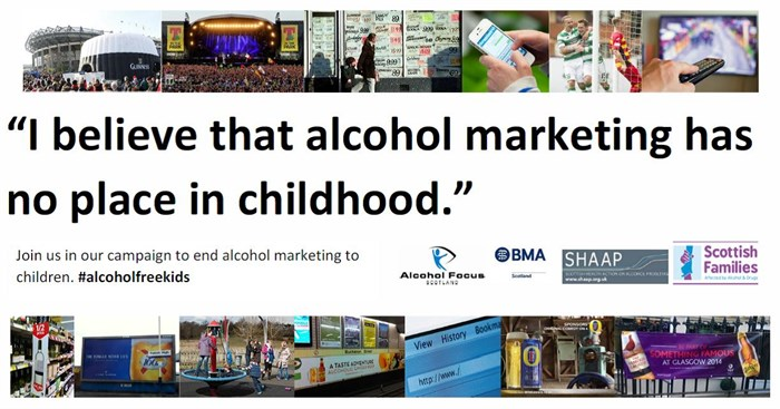 Alcohol Marketing Pledge