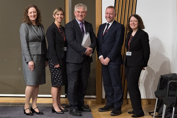 CPG Improving Scotland's health