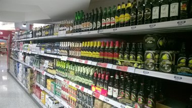 Supermarket Drinks